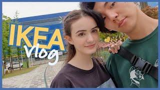 Shopping for our Apartment (IKEA & YESSTYLE) 외국인 여친과 이케아를 다녀왔습니다. (국제커플)