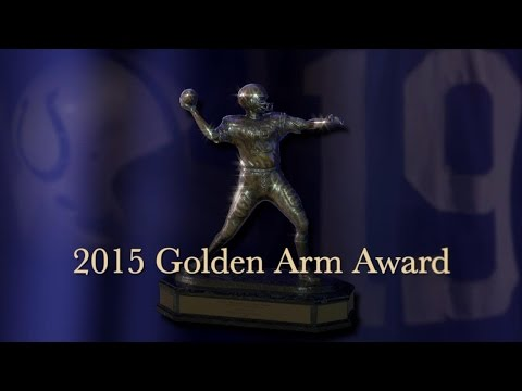 2015 Golden Arm Award: Connor Cook