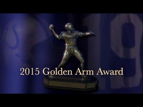 2015 Golden Arm Award: Connor Cook