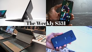 LG V40, Surface Pro 6, Nokia 7.1, Mate 20 Pro Pricing: The Weekly S5E31