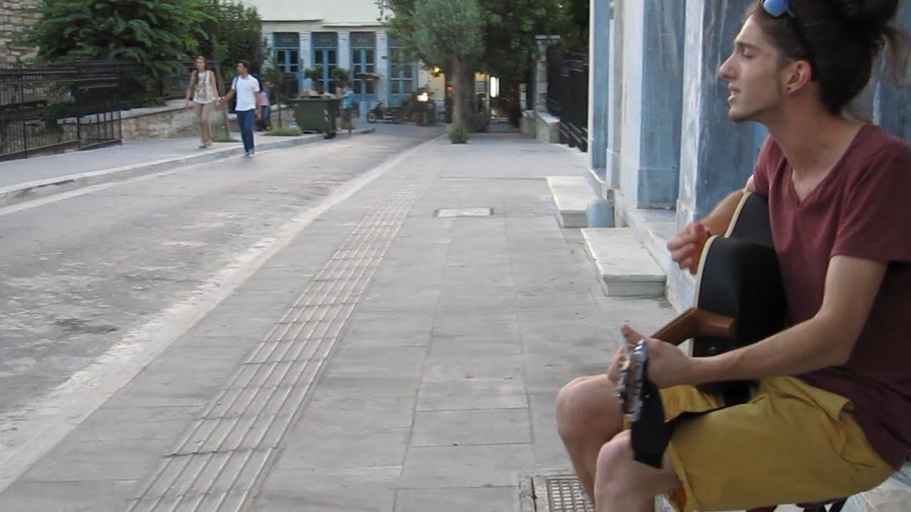 Pull the Curtain' - Ερρίκος Λουκόπουλος - YouTube