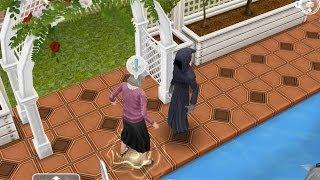 Sims Freeplay #1 -Начинаем-