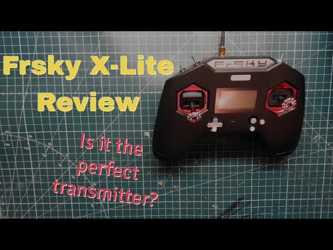 Best Radio For Thumbers - Frsky Taranis X-Lite - Review
