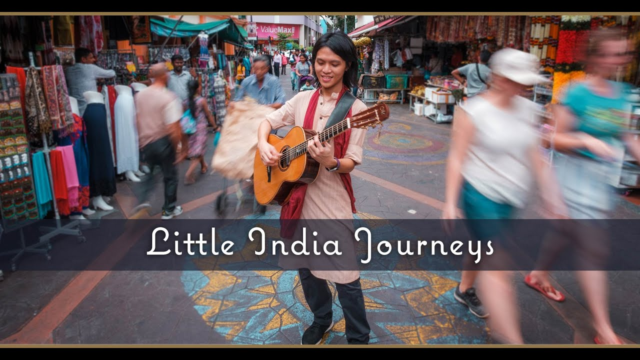 'Little India Journeys' by Neil Chan Music
