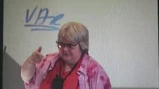 Vera F. Birkenbihl beantwortet Frage zu «Lernkanäle»