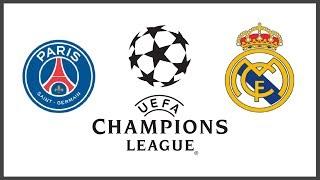ПСЖ Реал Мадрид 3-0 огляд матчу футбол іграшки ліга чемпіонів 2019 відео голи