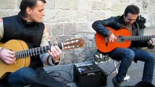 """EDUARDO + ROMAN - """"Entre Dos Aguas"""""""