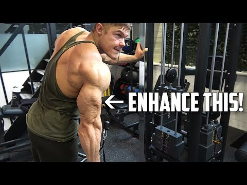 CHEST & TRICEPS Muscle Quality Workout