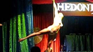 Felix Winner of the World Pole Dance Competition 2009