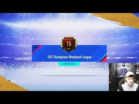 INSANE 15TH IN THE WORLD TOP 100 LIGUE 1 TOTS FUT CHAMPIONS REWARDS! FIFA 19