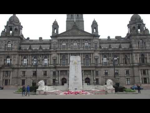 Glasgow, Scotland, United Kingdom TRAVEL VIDEO
