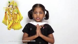 Bhagavad Gita Sloka Recitation 09.26-28 Revati Eppakayala
