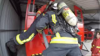 Formation PAFARI à la Brigade des Sapeurs Pompiers de Paris (BSPP)