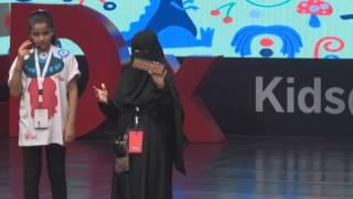 Algorithmic   Shroug Mahnashi   TEDxKids@Riyadh