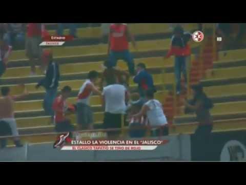 Violencia en el Estadio Jalisco, \