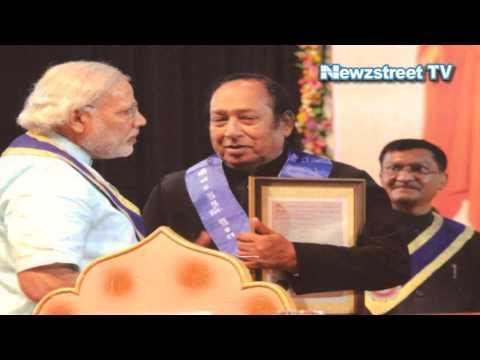 PM Modi Condoles Death of Veteran Gujarati Actor Upendra Trivedi