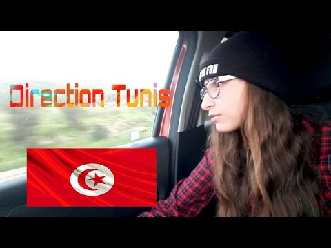 #3VLOG Direction tunis|travel to Tunis