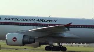biman bangladesh airlines a310 s2 aft adf heathrow flight arrivals departures plane spotting guide