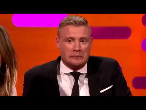 The Graham Norton Show Jennifer Lopez Freddie Flintoff  David Mitchell Part 2