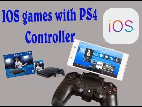 Connecting A PS4 Controller to Bluetooth Devices!   Doovi