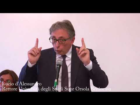 PREMIO INTERNAZIONALE FRANCESCO SAVERIO NITTI 2017: CERIMONIA DI PREMIAZIONE