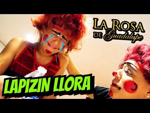 La Vida De Lapizito Gomita Y Lapizin Con Musica De La Rosa De Guadalupe
