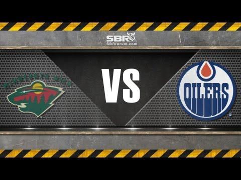 Minnesota Wild vs Edmonton Oilers - NHL Picks and Previews with Peter Loshak