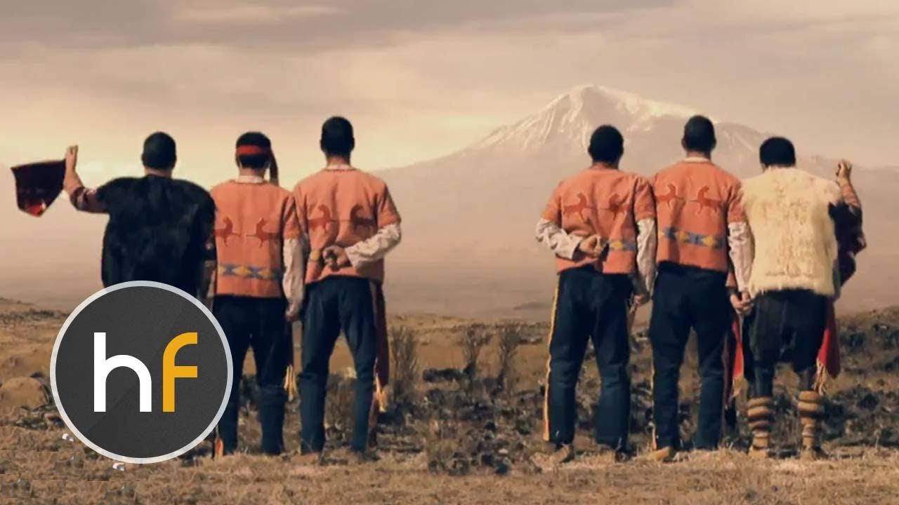 Robert Sargsyan ft. Aghasi Ispiryan - Vrej // Armenian Folk // HF New // HD