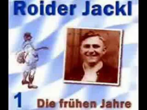 Roider Jackl   -s´boarische Bier-
