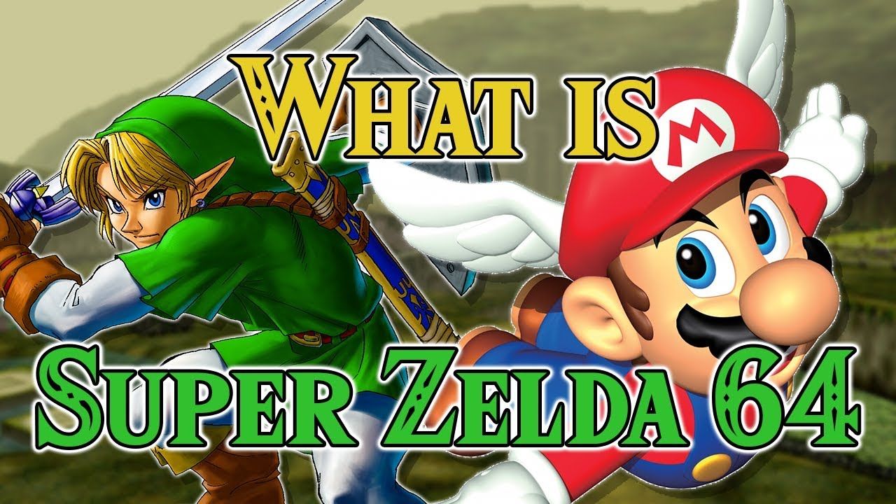 Super Zelda 64 is a dream mod for Nintendo 64 fans (update) - Polygon