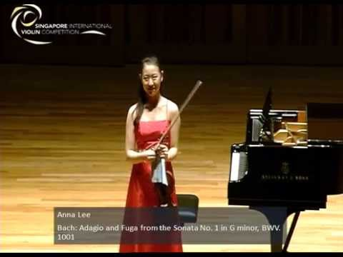 Singapore International Violin Competition 10 Jan 2015, Session 1.1 (2.30-4.45pm)