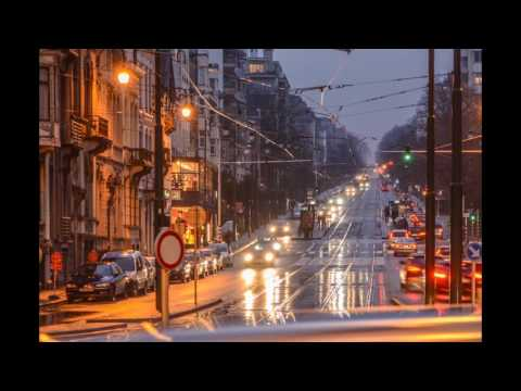 Un Crepuscule Ucclois - A twilight timelapse in Uccle, Brussels