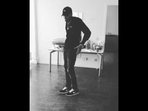 Chris Brown Dancing Freestyle