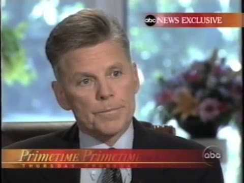 Gary Condit Answers Questions about the Disappearance of Chandra Levy