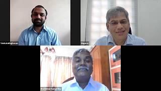 National Statistics Day Celebrations - Webinar with Prof. Bimal Kumar Roy