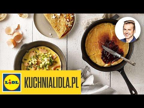 Omlet Na Trzy Sposoby Karol Okrasa Przepisy Kuchni Lidla