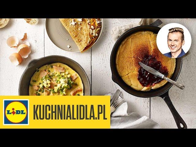 🍳 Omlet na trzy sposoby - Karol Okrasa - Przepisy Kuchni Lidla