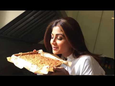 Shilpa Shetty loves eating binge