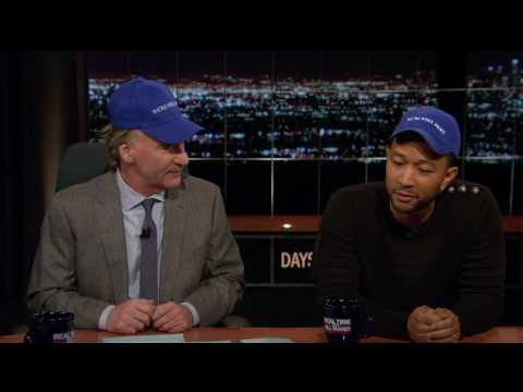 Thumbnail: Overtime with Bill Maher: Trump Press, Civil Rights (HBO)