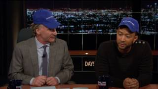 overtime with bill maher trump press civil rights hbo