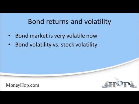 Bond returns and volatility
