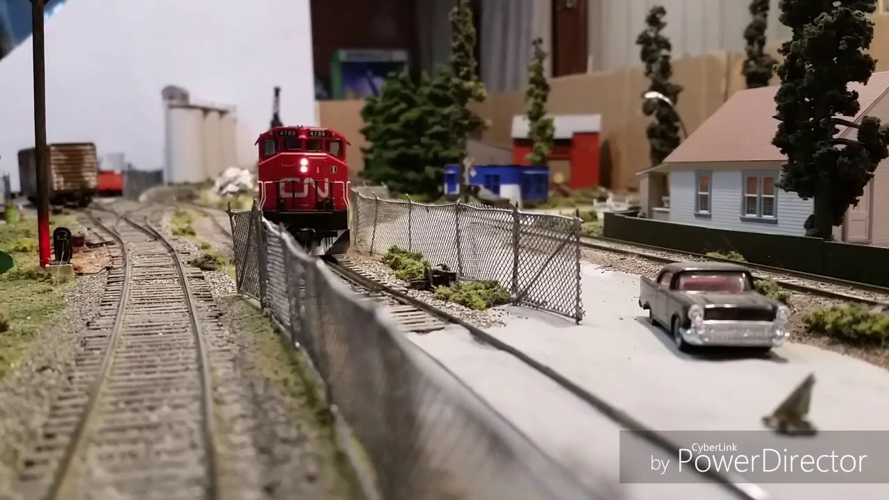 Ho Scale Switching Layout Switching Out Great Lakes Steel