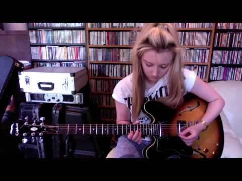 Me Singing 'The Importance Of Being Idle' By Oasis (Cover By Amy Slattery)