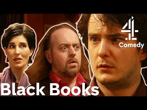 Black Books | The Very Best Of Series 1!