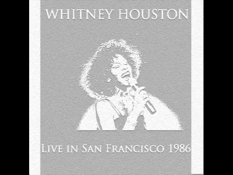3 Whitney Houston  You Give Good Love  in San Francisco, 1986