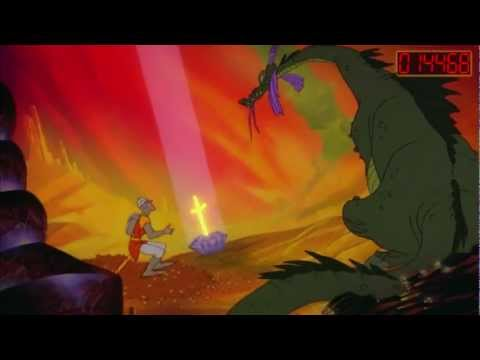 Let's Play Dragon's Lair