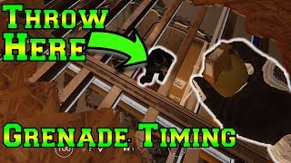 Best Grenade Tactic (Buck Timing From Above) - Rainbow Six Siege thumbnail
