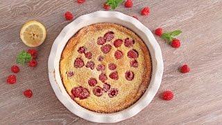 Raspberry Clafouti Recipe