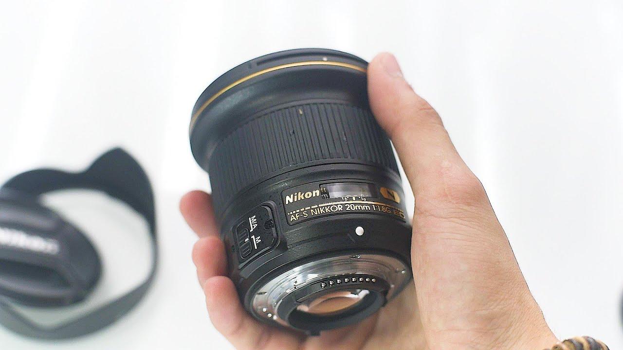 Best Landscape Award - Nikon AF-S FX NIKKOR 20mm f/1.8G ED Lens ...