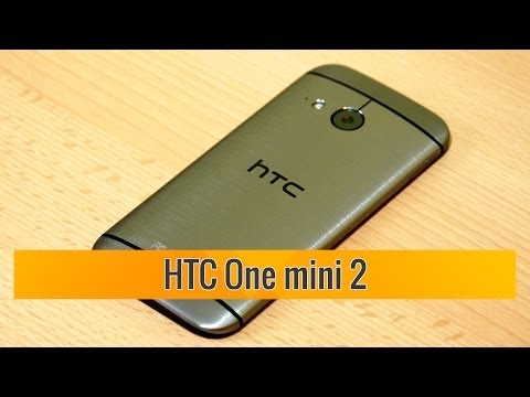 HTC One mini 2 deutsch | Hands-on